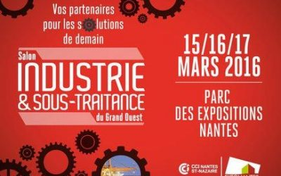 OPTIFIVE® et EMCI au salon INDUSTRIE & SOUS-TRAITANCE du Grand Ouest 2016