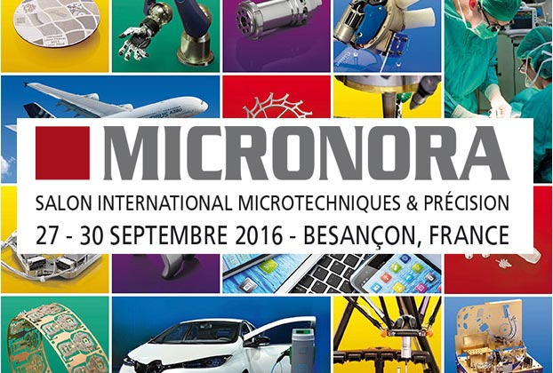 OPTIFIVE® et EMCI au salon MICRONORA 2016