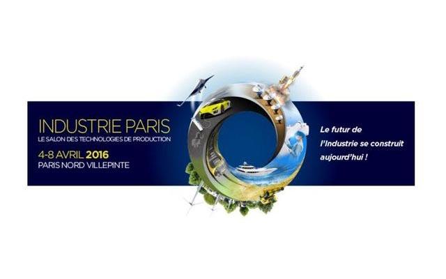 OPTIFIVE® et EMCI au salon INDUSTRIE Paris 2016