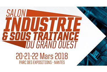 OPTIFIVE® et EMCI au salon Industrie et Sous-traitance Grand Ouest 2018
