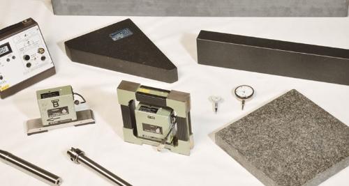 Mesure laser axe rotatif